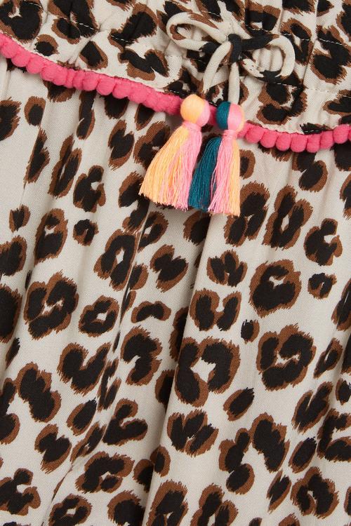 Next Animal Tassle Detail Pull-On Trousers