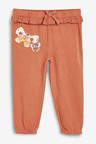 Next Rust Butterfly Detail Pull-On Trousers (3mths-7yrs)