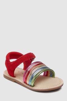 Next Multi Strappy Sandals - 243495