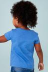 Next Blue Cheetah Short Sleeve Interactive T-Shirt