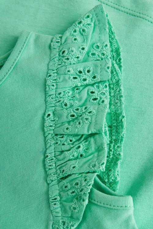Next Mint Frill Vest