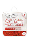 Onkaparinga Washable Wool Quilt All Seasons