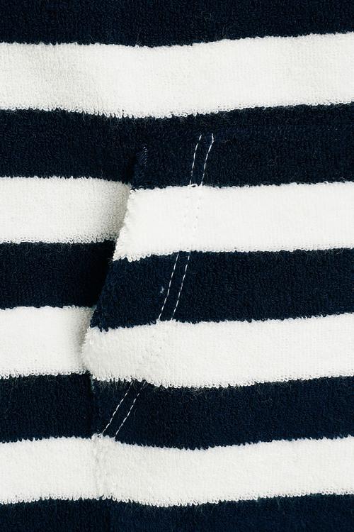 Next Stripe Towelling Two Piece Set (3mths-8yrs)