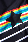 Next Navy Rainbow Star Sunsafe Suit (3mth-7yrs)