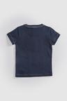 Next Navy Short Sleeve Cars T-Shirt (3mths-7yrs)