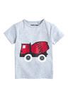 Next Grey Flippy Sequins Vehicle T-Shirt