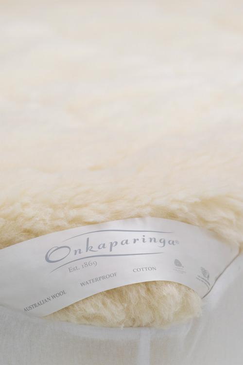 Onkaparinga Wool Reversible Underlay