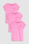 Next Bright Pink Pocket T-Shirt