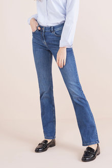 Next Boot Cut Jeans - 243702