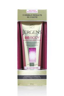 Jergens BB Body Cream Light