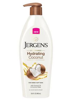 Jergens Oil Infuse Coconut Moisturiser