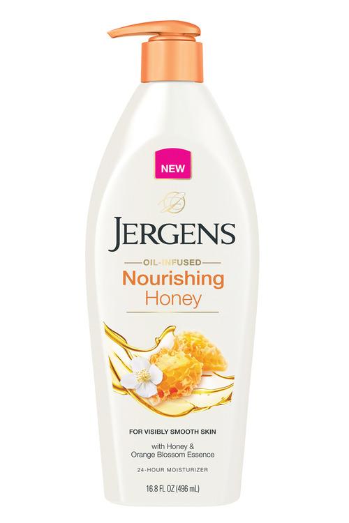 Jergens Oil Infuse Honey Moisturiser