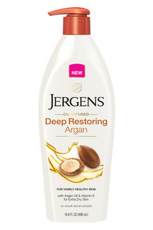 Jergens Oil Infuse Argan Moisturiser