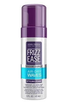 John Frieda Frizz Ease Air Dry Waves Styling Foam