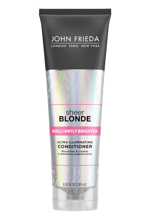 John Frieda Beach Blonde Smooth Seas Conditioner