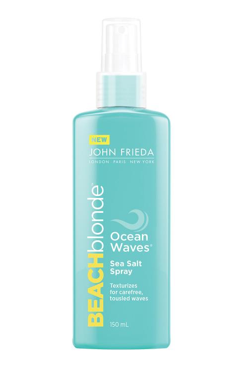 John Frieda Beach Blonde Ocean Waves Spray