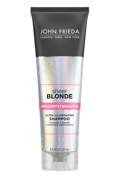 John Frieda Sheer Bonde Brilliant Brighter Shampoo