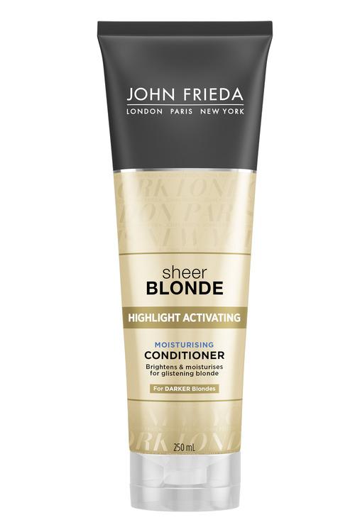 John Frieda Sheer Blonde Brilliant Brighter Conditioner