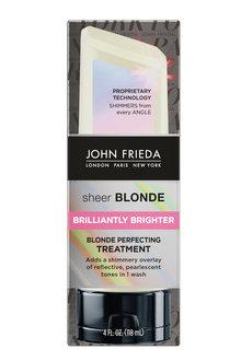 John Frieda Sheer Blonde Brilliant Bright Treatment