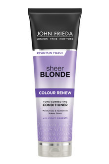 John Frieda Sheer Blonde Color Renew Tone Correct Conditioner - 243959