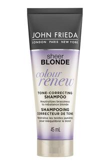 John Frieda Sheer Blonde Color Renew Tone Correct Shampoo - 243960