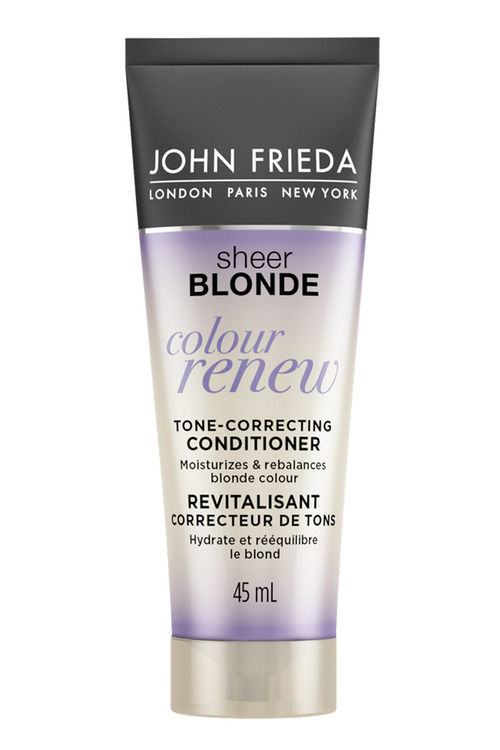 John Frieda Sheer Blonde Color Renew Tone Correct Conditioner
