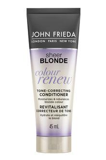 John Frieda Sheer Blonde Color Renew Tone Correct Conditioner - 243961
