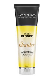 John Frieda Sheer Blonde Go Blonder Light Conditioner
