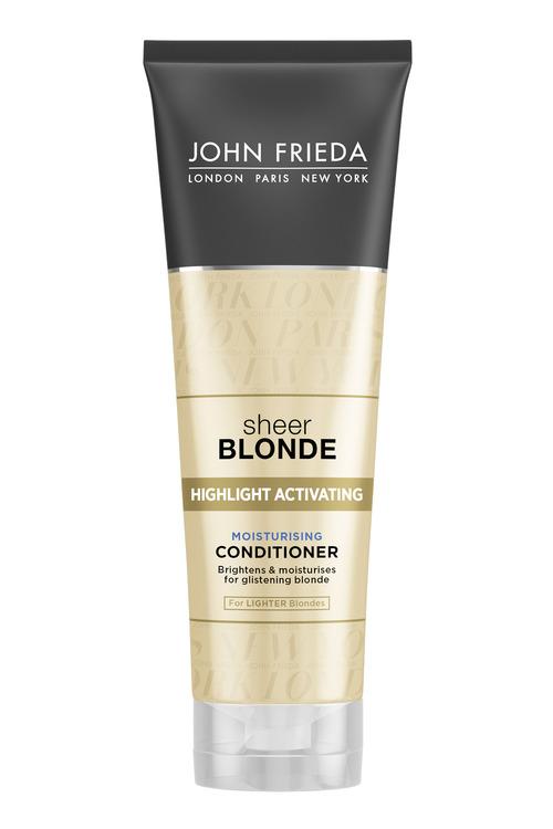 John Frieda Sheer Blonde Moist Conditioner Light Shades
