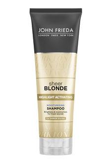 John Frieda Sheer Blonde Moist Shampoo Dark Shades - 243970