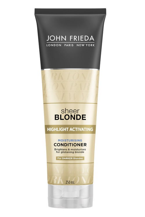 John Frieda Sheer Blonde Moist Conditioner Dark Shades