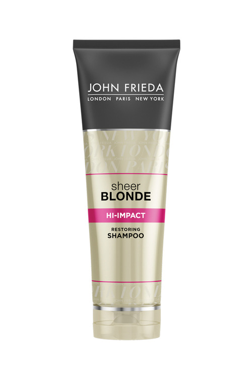 John Frieda Sheer Blonde Hi Impact Restoring Shampoo