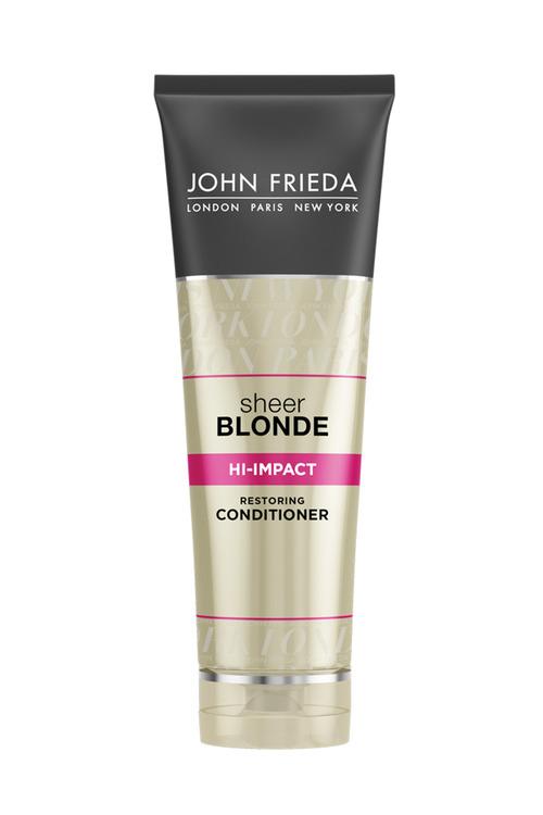 John Frieda Sheer Blonde Hi Impact Restoring Conditioner