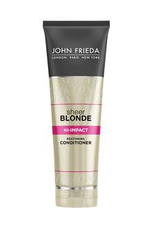 John Frieda Sheer Blonde Hi Impact Restoring Conditioner - 243973