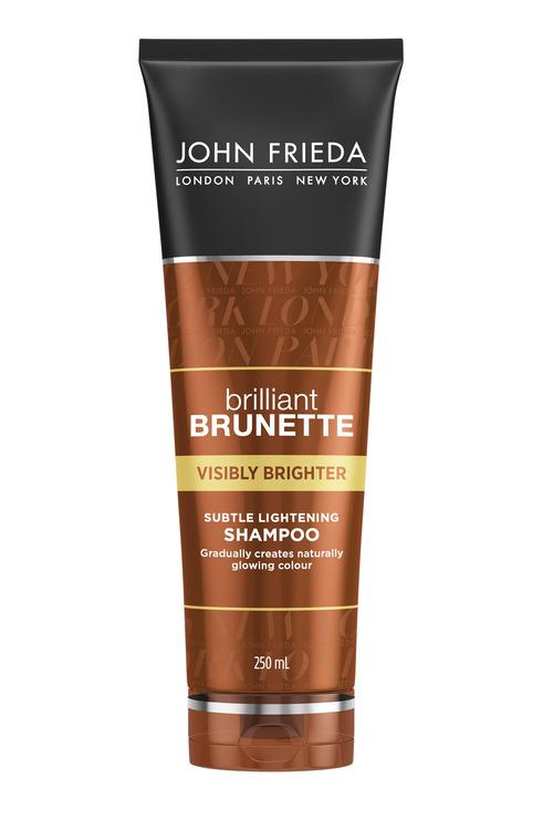John Frieda Brilliant Brunette Visibly Bright Shampoo