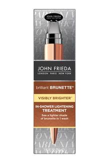 John Frieda Brillaint Brunette Visibly Bright Treatment