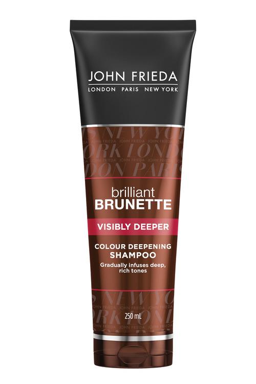 John Frieda Brilliant Brunette Visibly Deep Shampoo