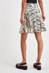 Next Print Mini Skirt