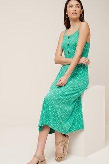 Next Spot Midi Dress
