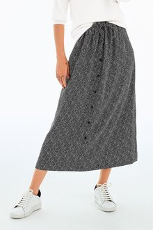 Next Crepe Skirt-Tall