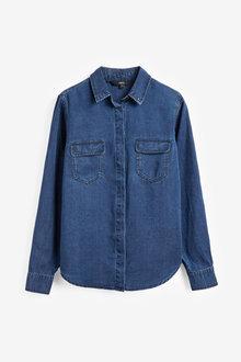 Next Tencel Shirt