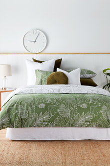 Mossman Duvet Cover Set