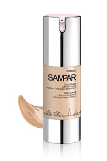 SAMPAR Crazy Cream Nude - 244237