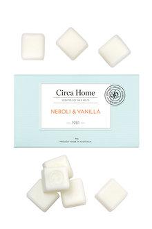 Circa Home Soy Melts Neroli & Vanilla