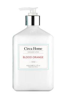 Circa Home Hand & Body Lotion Blood Orange