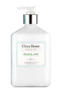 Circa Home Hand & Body Lotion Pear & Lime