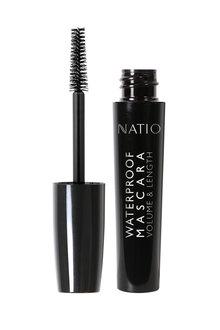 Natio Waterproof Mascara Black