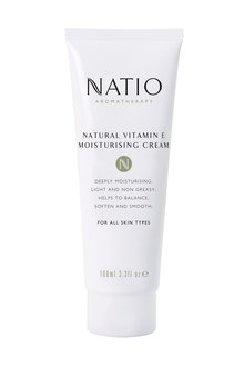 Natio Natural Vitamin E Moisturising Cream in Tube