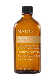 Natio Carrier Oil Jojoba