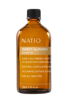 Natio Carrier Oil Sweet Almond